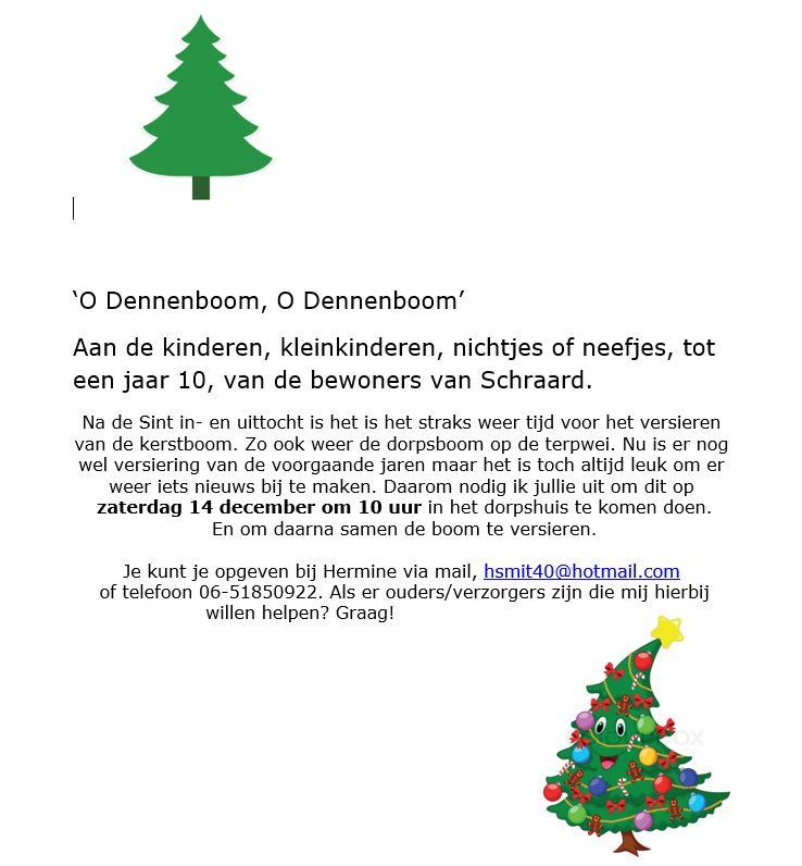 Kom meehelpen kerstversiering maken! (kids only)